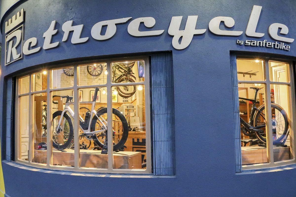 Bicicletas a medida y montajes a la carta: el auge de la exclusividad según Retrocycle Madrid