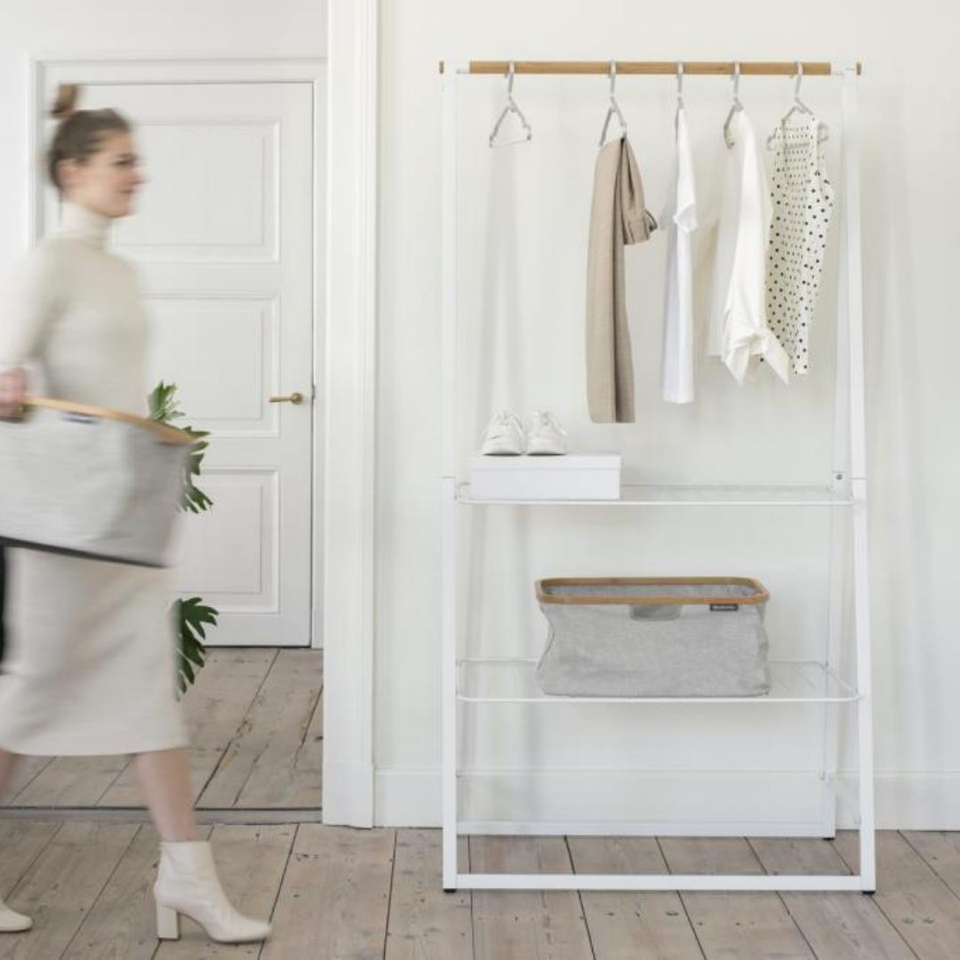 Brabantia: diseñar los espacios de casa con la ropa fuera del armario