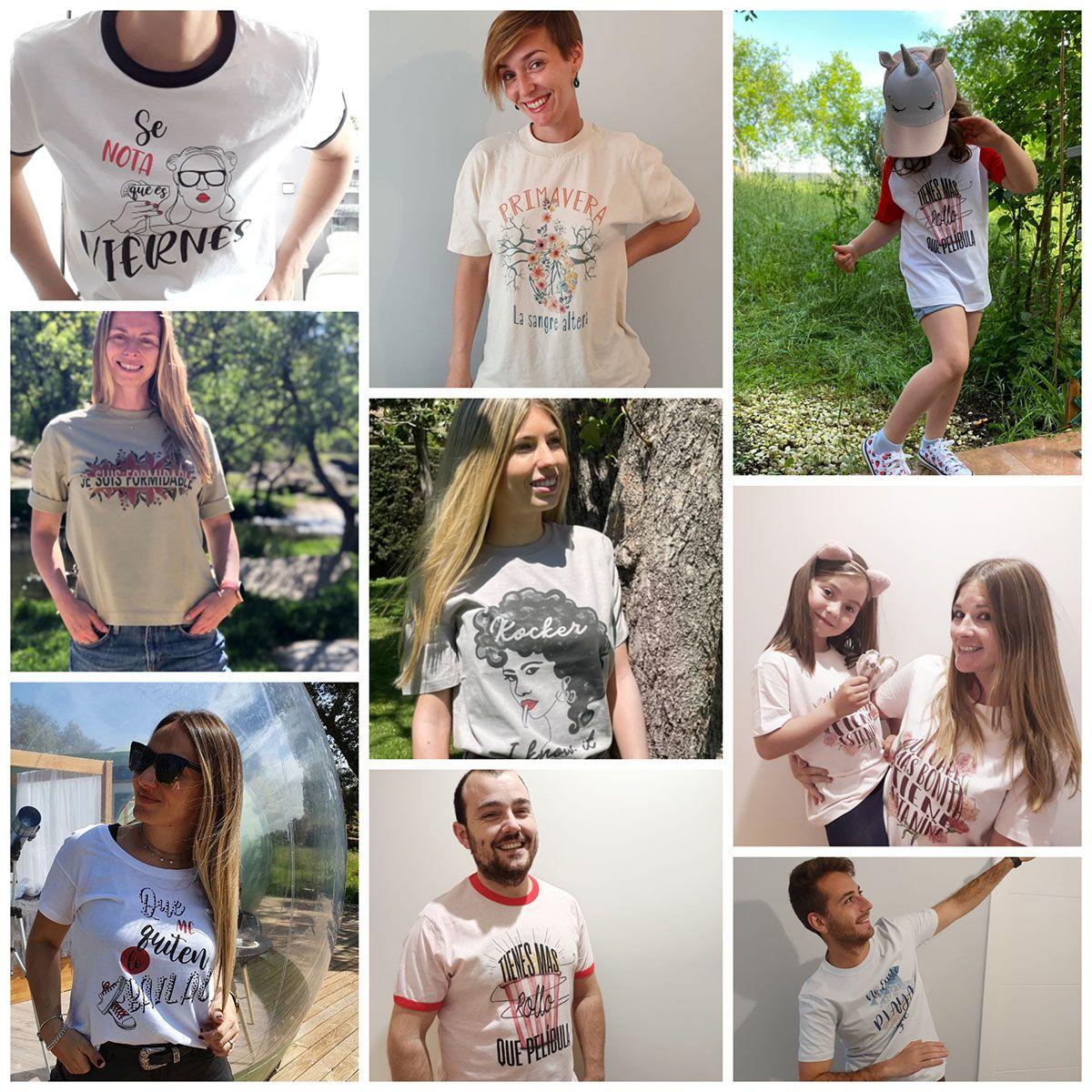 Dos y Dos, irrumpe en la industria de la moda con camisetas originales y apuesta por una moda sostenible