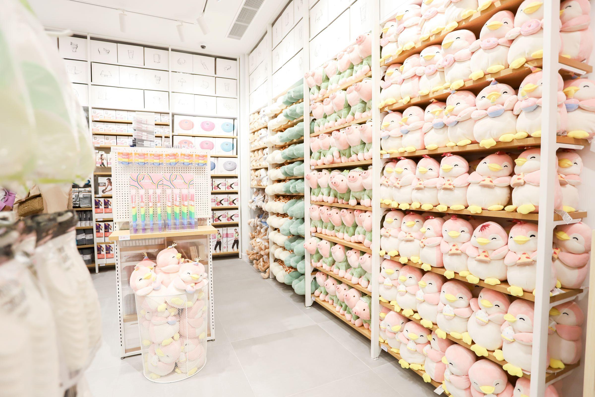 El arrasador diseño japonés de Miniso inicia su despliegue en islas baleares con su primera tienda en Palma de Mallorca