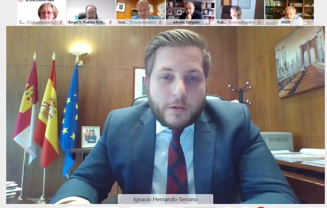 Éxito de participación y contenido de la jornada online sobre la Ley SUMA convocada por el COACM