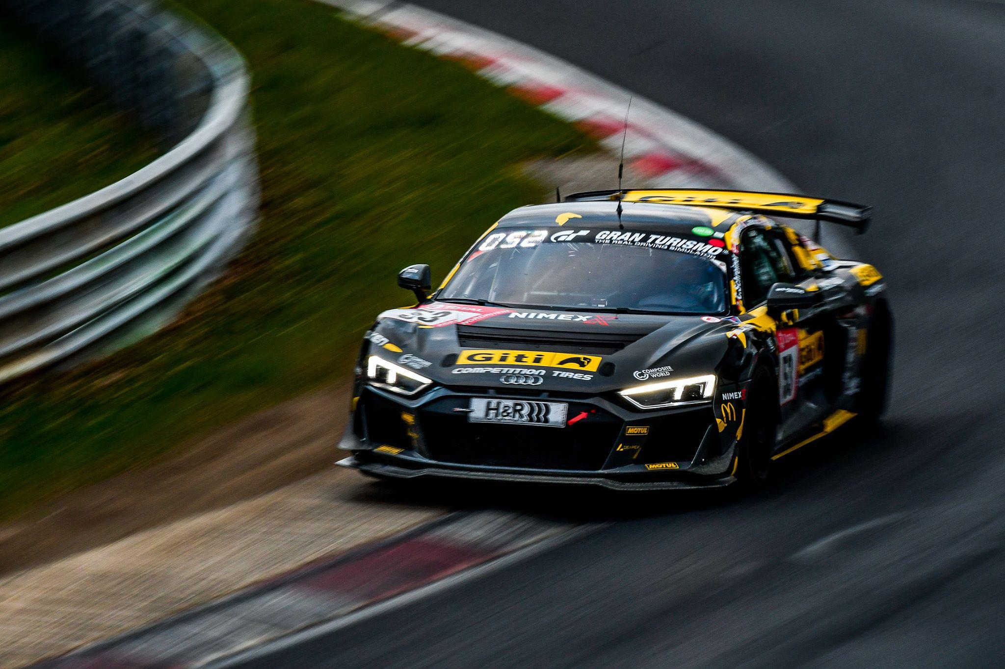 Giti Tire Motorsport celebra su quinta edición de la Nürburgring 24H con 4 equipos en la parrilla de salida