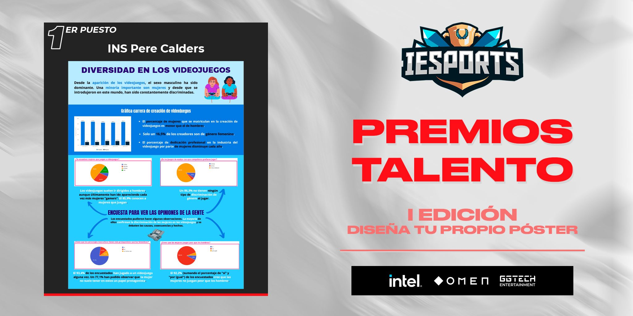 """La Liga IESports pone en marcha los """"Premios Talento IESports"""""""