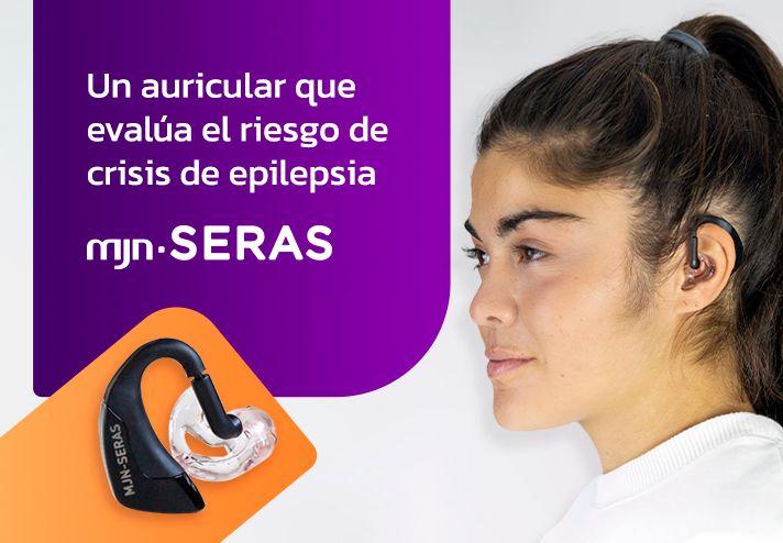 La empresa española mjn lanza el primer dispositivo en el mundo que avisa antes de una crisis de epilepsia