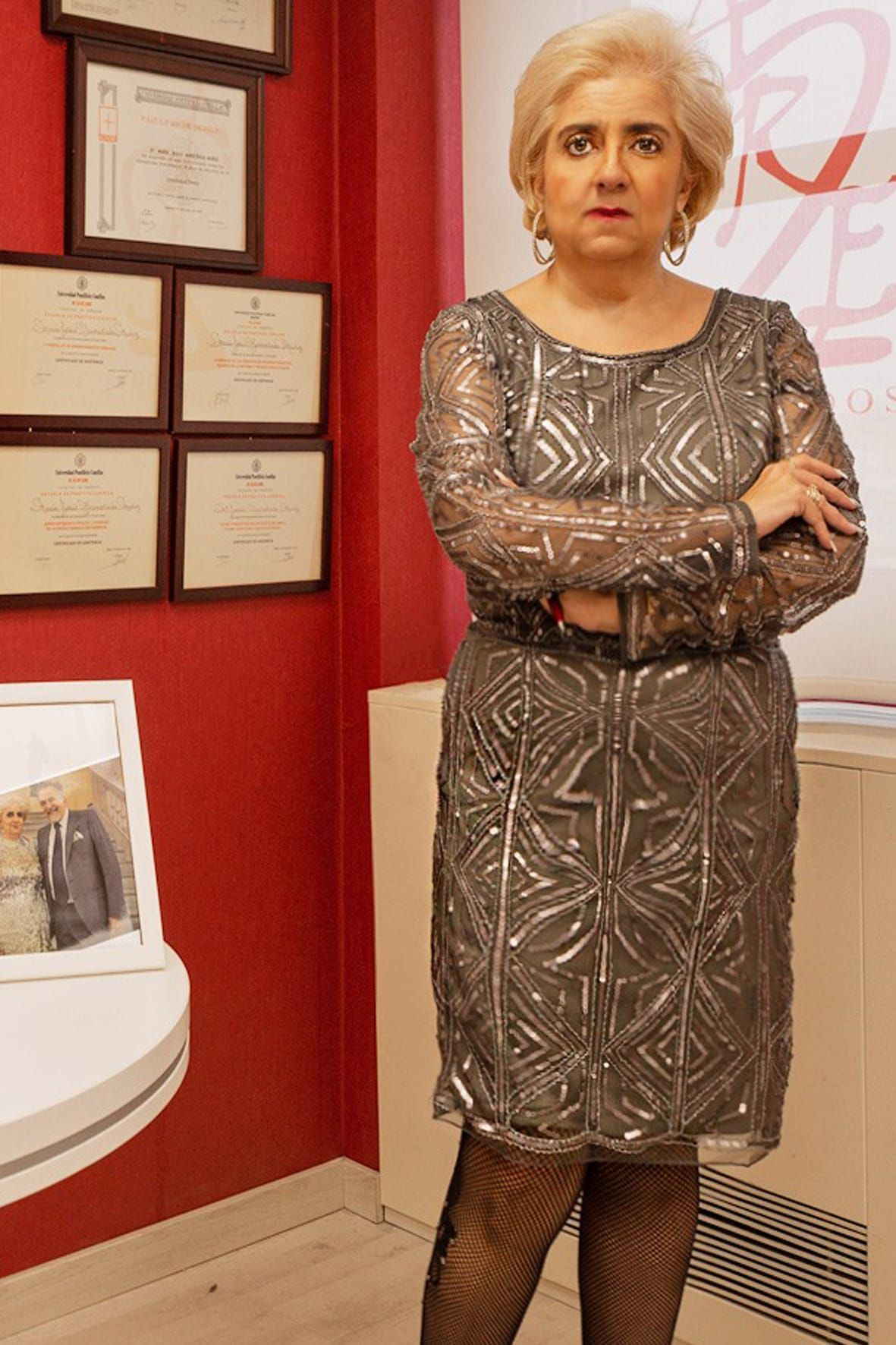 María Jesús Barreñada convierte su profesión en una forma de vida tras sus experiencias durante la pandemia