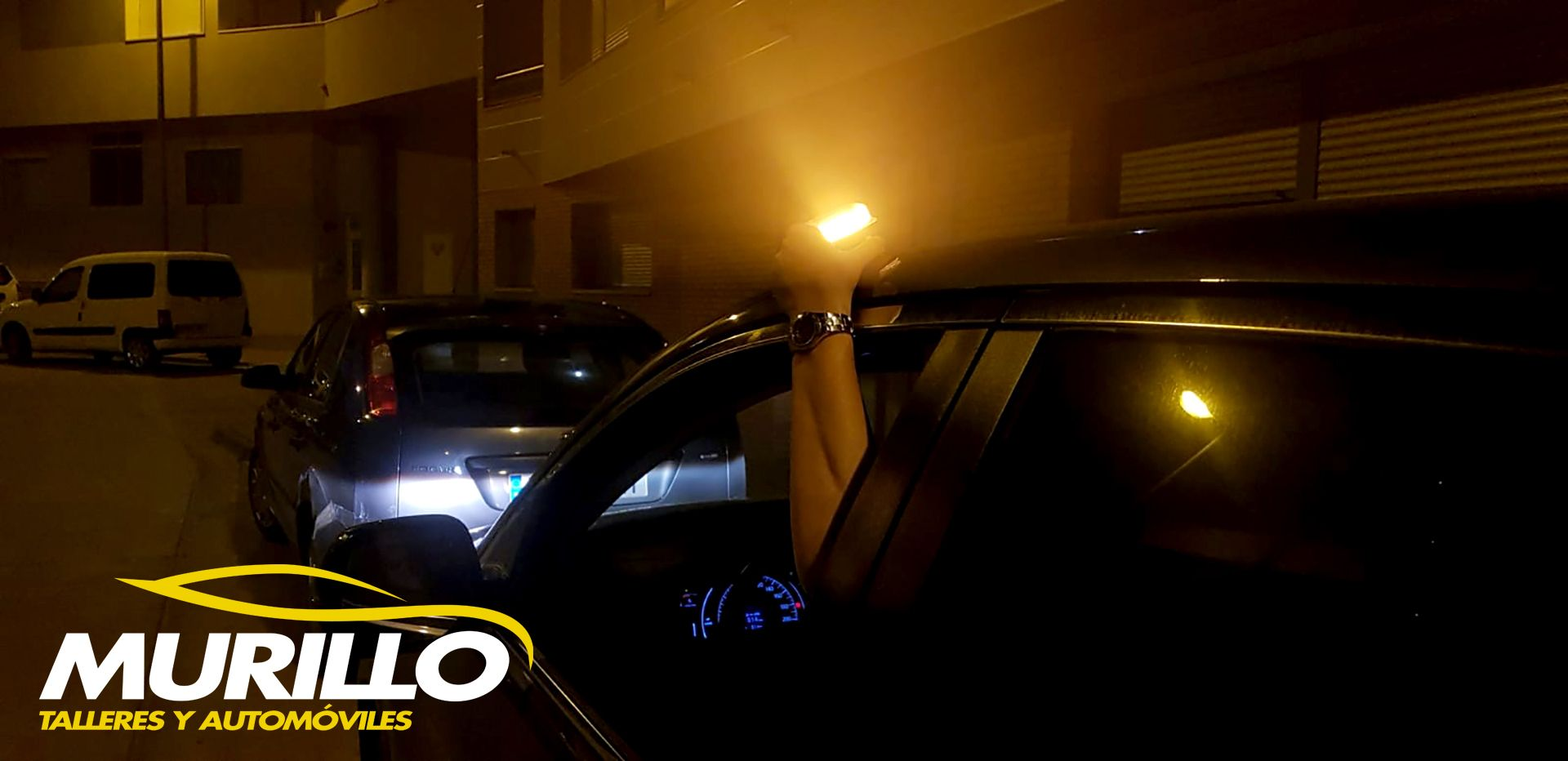 Talleres Murillo recomienda las nuevas luces de emergencia V-16 para vehículos