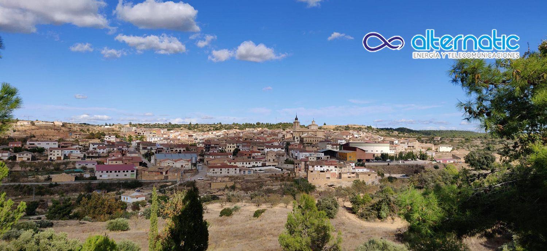 ALTERNATIC instalará en Valjunquera la primera solución pionera de Smart Village de la provincia de Teruel