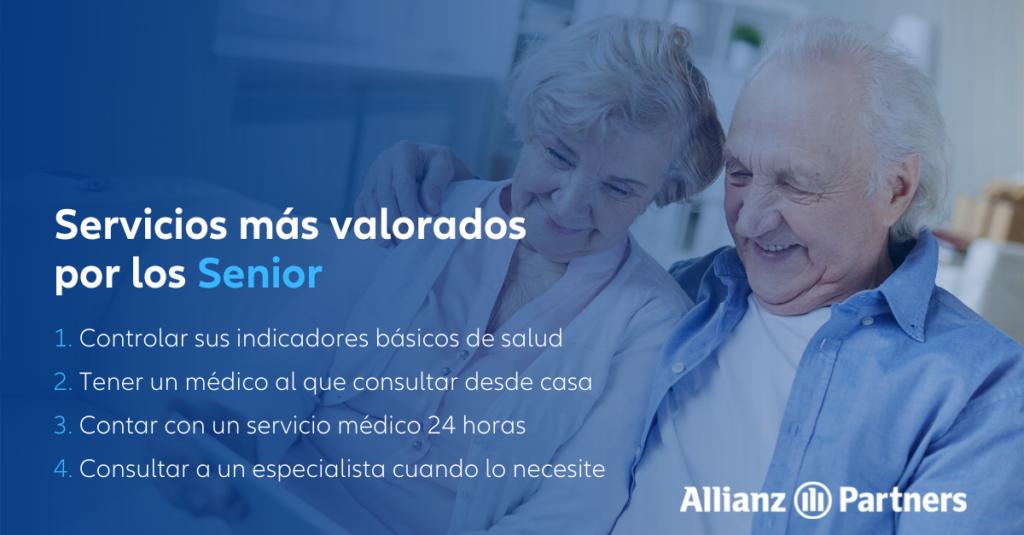 Foto de Los servicios más valorados por nuestros mayores