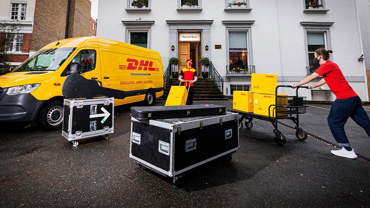 DHL Express, en colaboración con Universal Music Group, apoya a los artistas emergentes