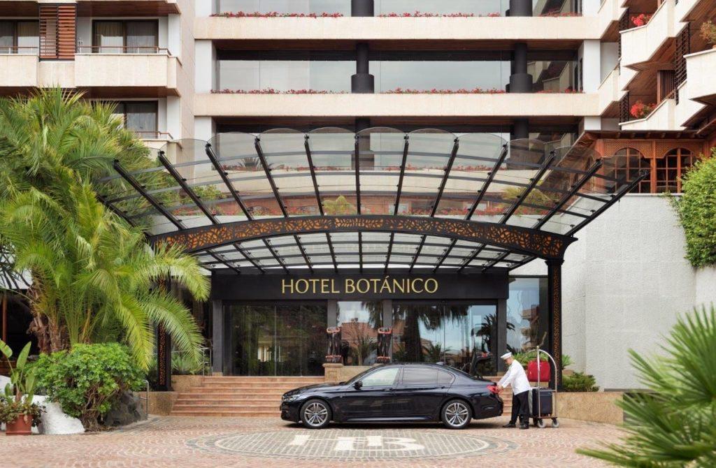 Foto de El Hotel Botánico de Tenerife reabrirá sus puertas el 1 de