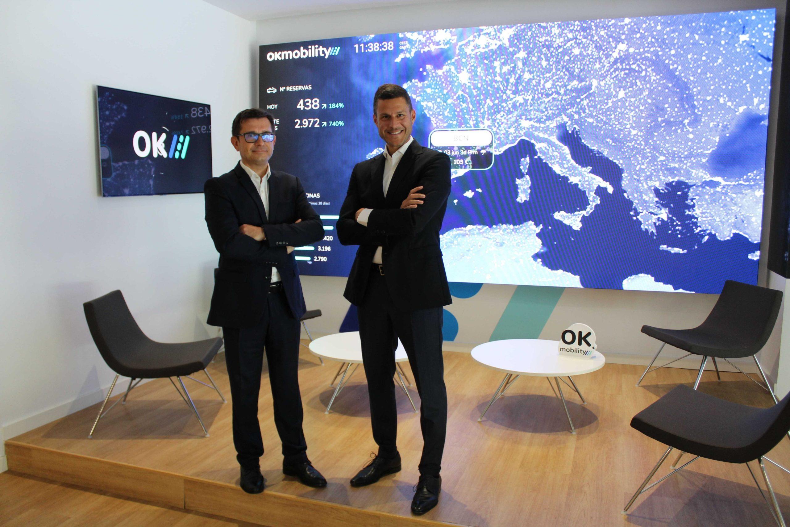 Gilles Redard, ex Director de Flota de Sixt, ficha por OK Mobility Group