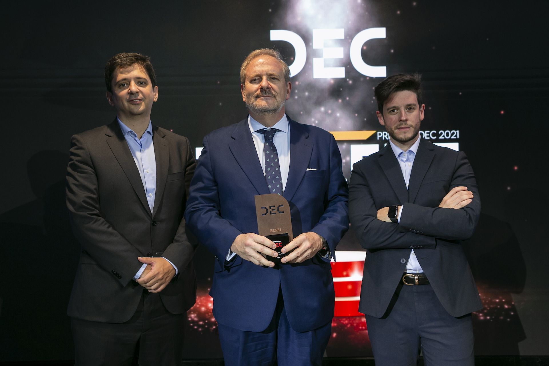 Kia destaca por su experiencia de cliente en los Premios DEC 2021