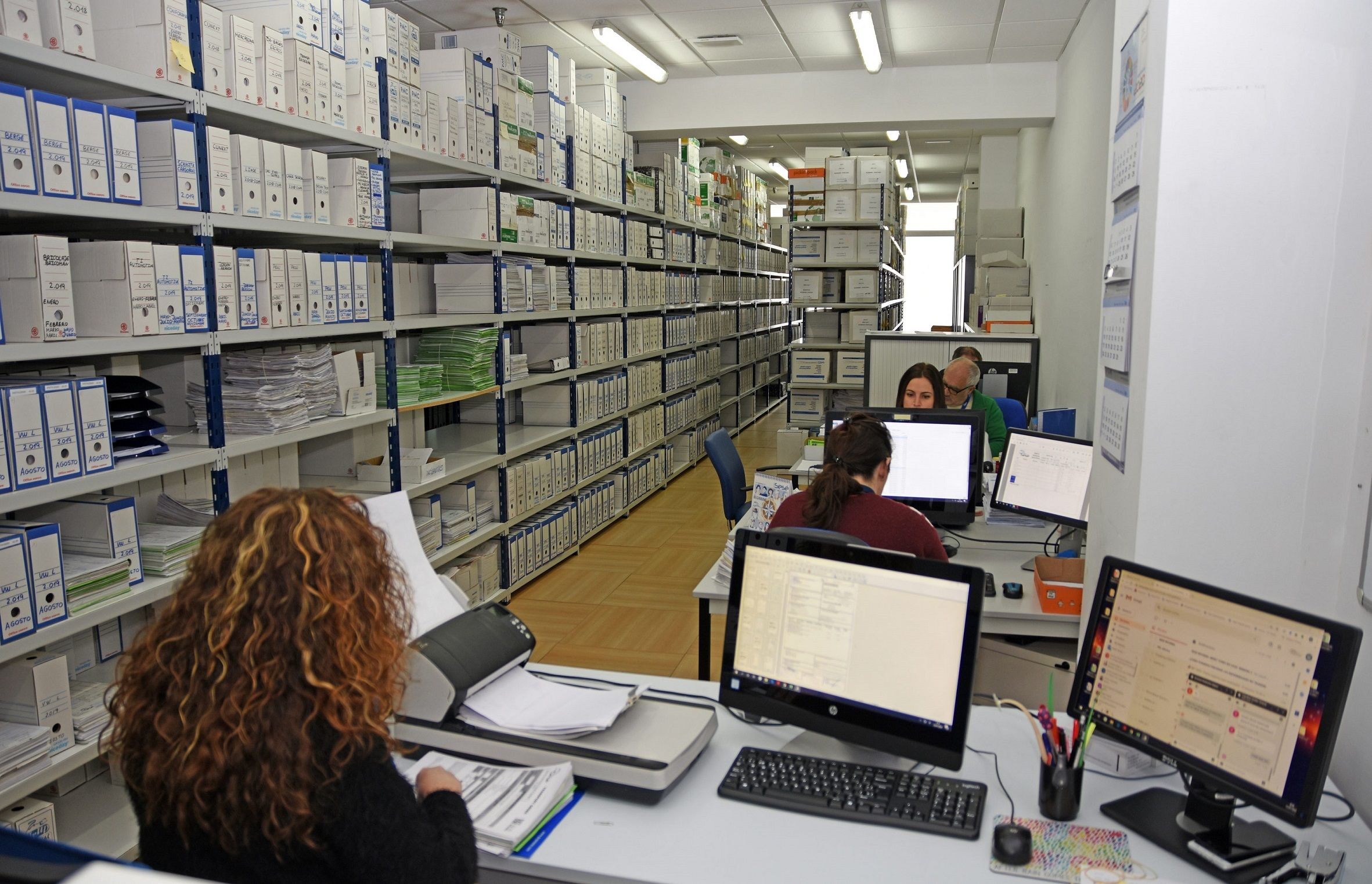 La Agencia de Colocación de Fundación Sesé ha contribuido a que 452 personas encuentren empleo