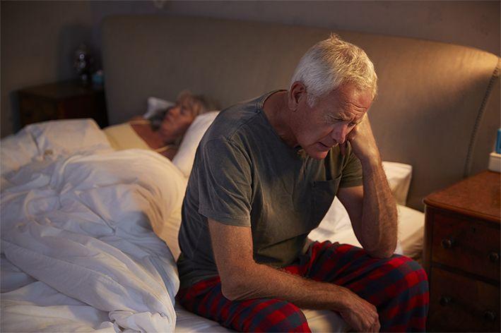 Los trastornos del sueño pueden ser un síntoma precoz del párkinson