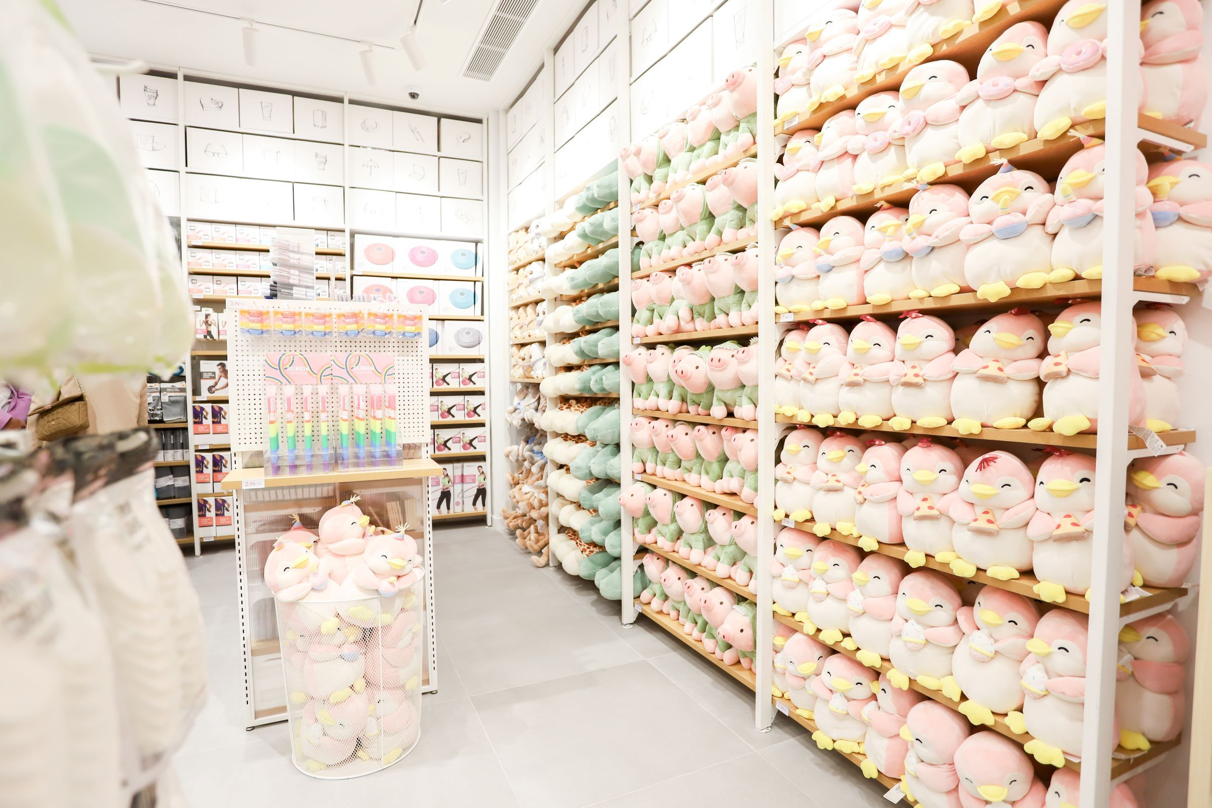 Miniso abrirá 8 nuevas tiendas en los próximos 40 días