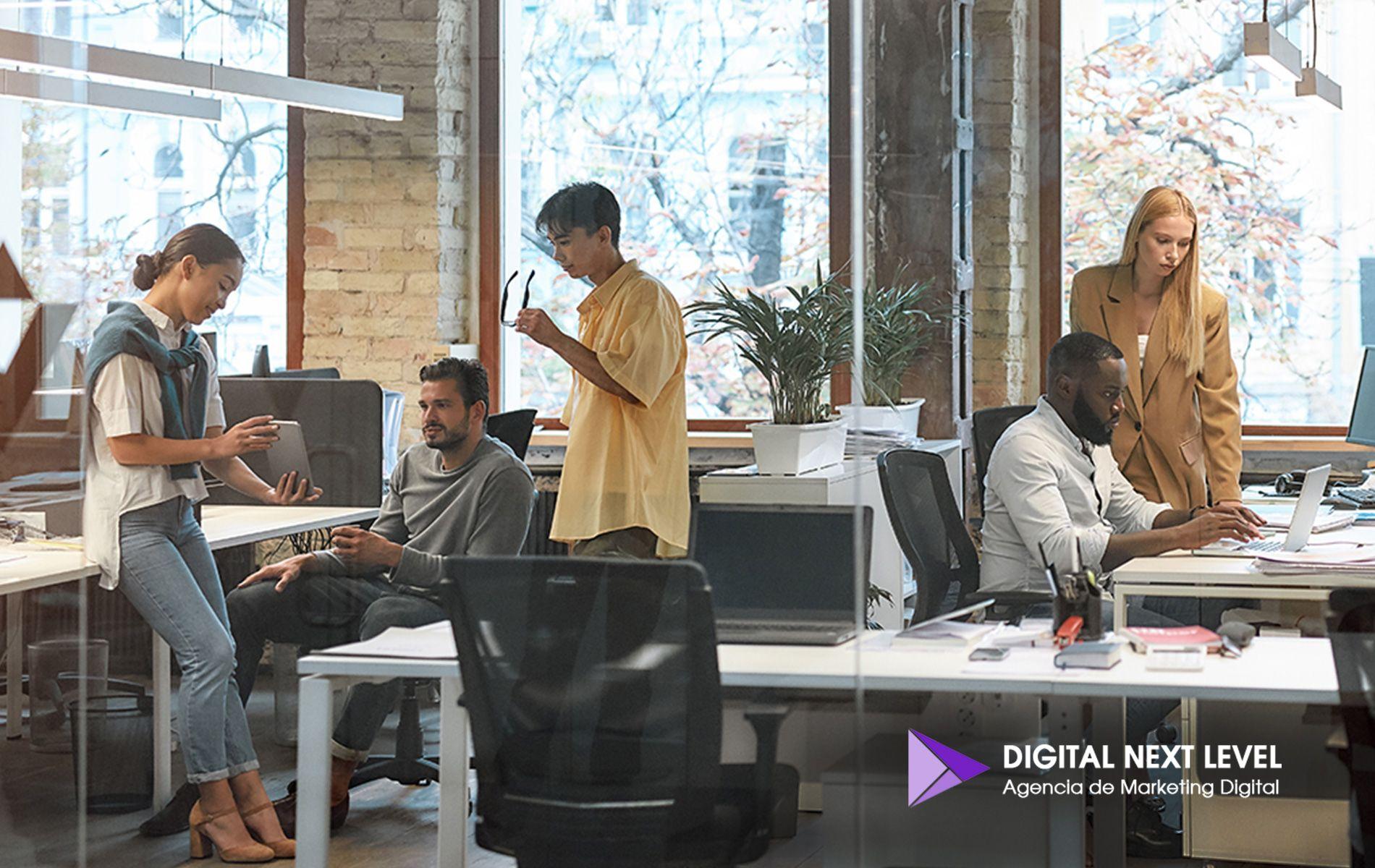 Nace Digital Next Level, agencia de Marketing Digital en Barcelona