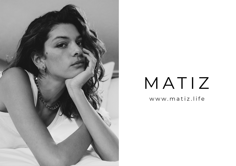 "Nace ""MATIZ"", un e-commerce de moda sostenible creado por la modelo española Marta Ortiz"