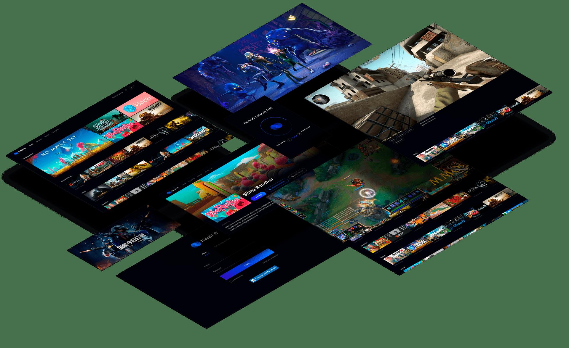 Nware desarrolla la infraestructura de cloud gaming más compleja del mercado