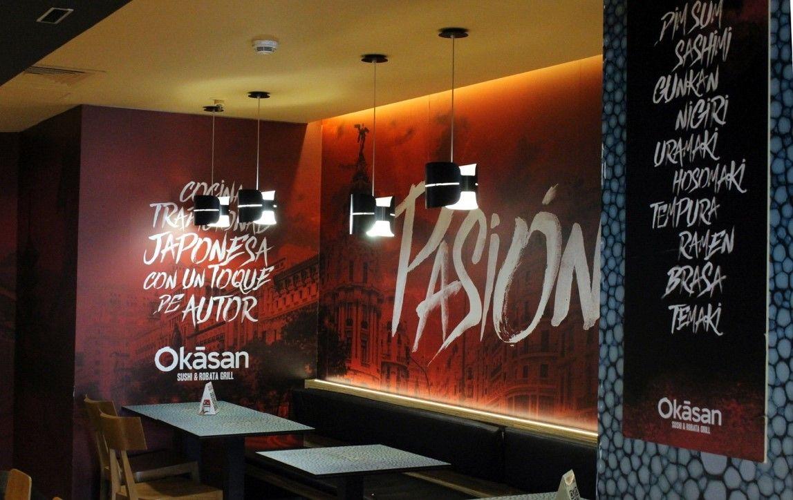 Okasan, el sushi democrático del imparable chef Julián Mármol