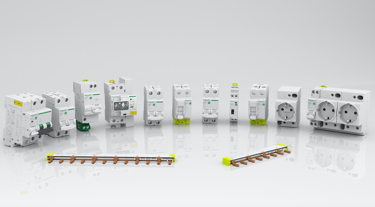 Schneider Electric apuesta por la seguridad y la sostenibilidad en el hogar en su nueva gama Resi9