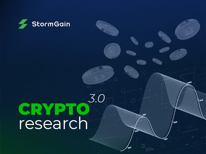 StormGain publica su último informe sobre el mercado de criptomonedas