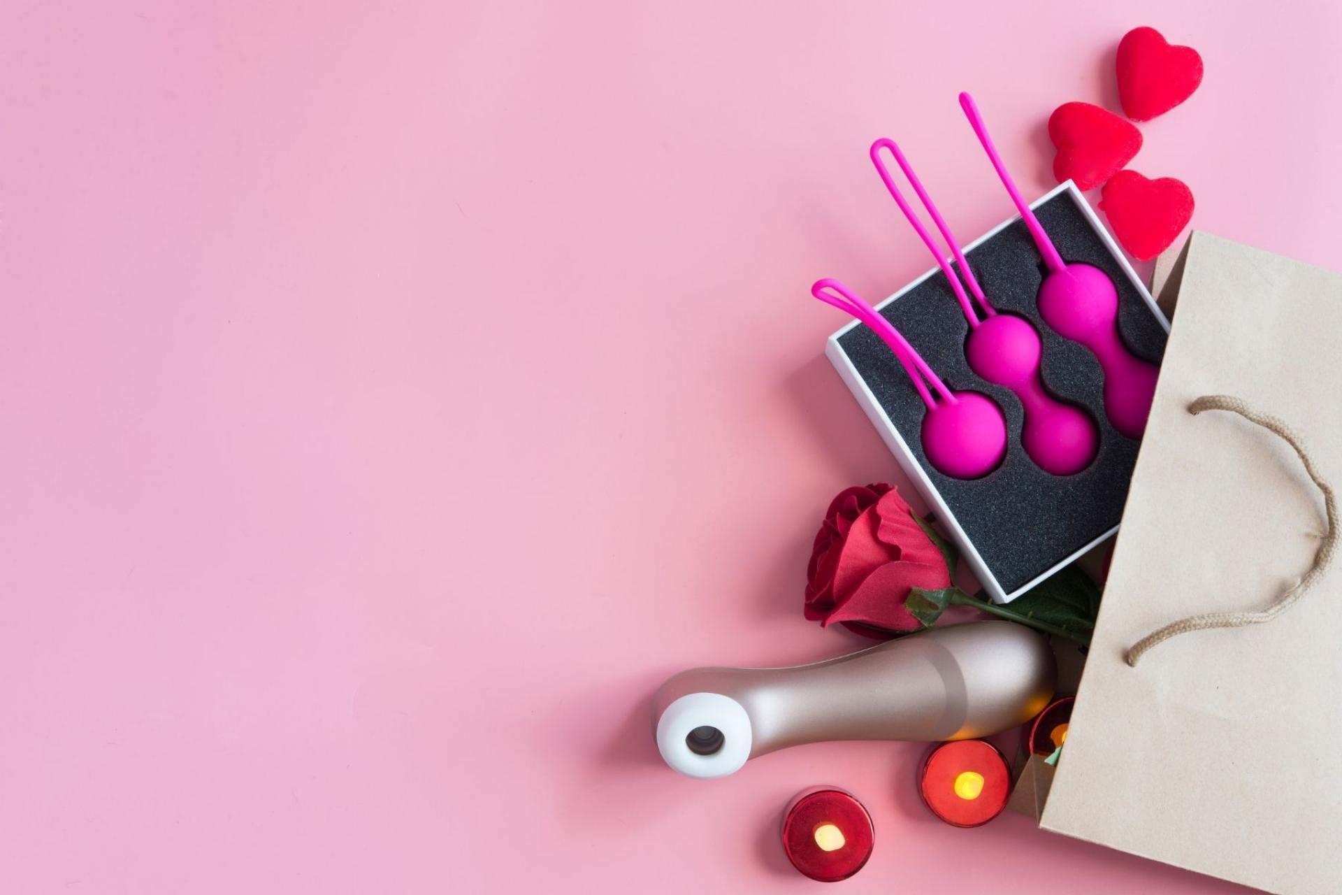 Sexshop Express: la tienda erótica online con un amplio catálogo de productos