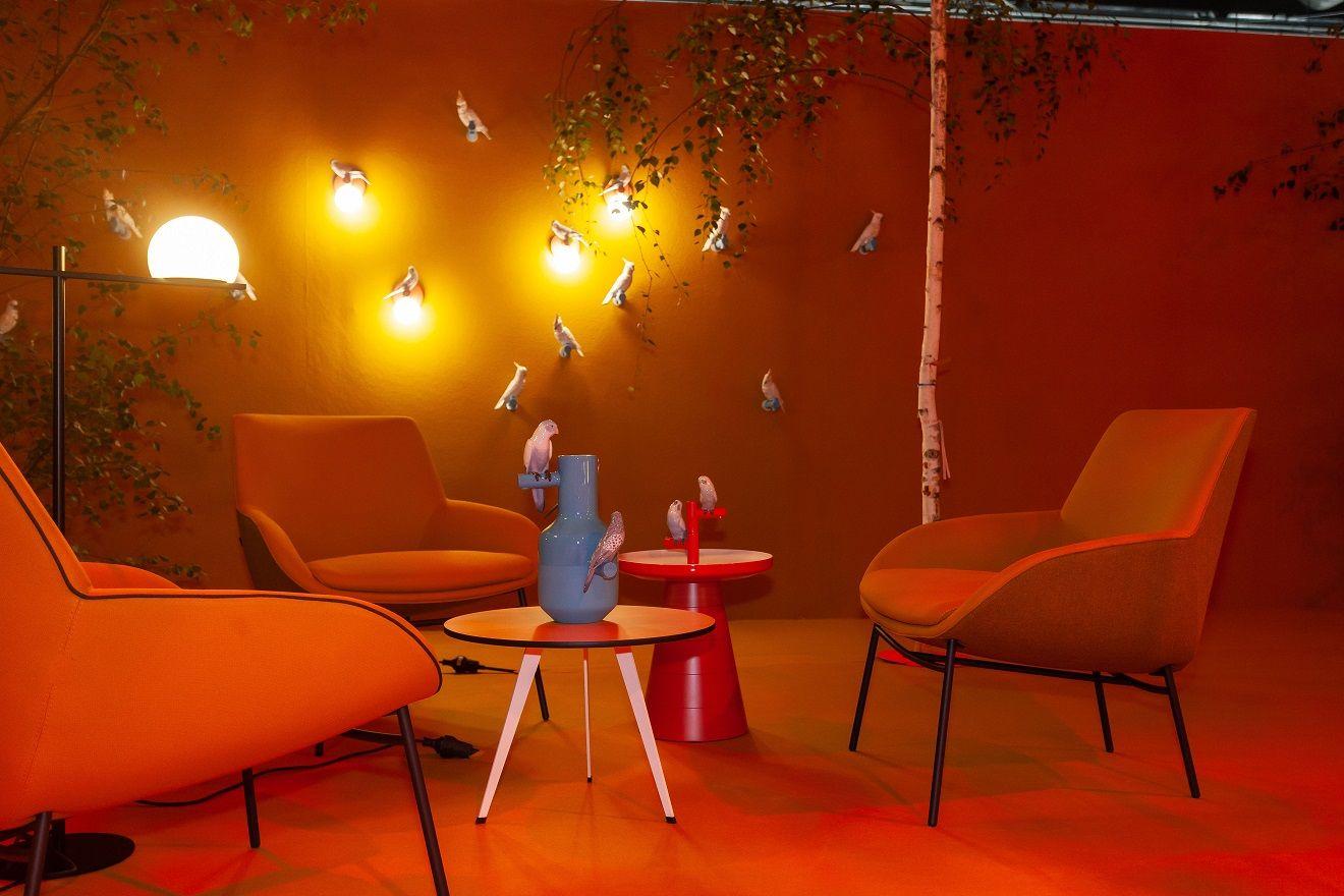 El diseño español vuelve a la sala VIP de ARCO, de la mano de Actiu y 9 marcas españolas de prestigio