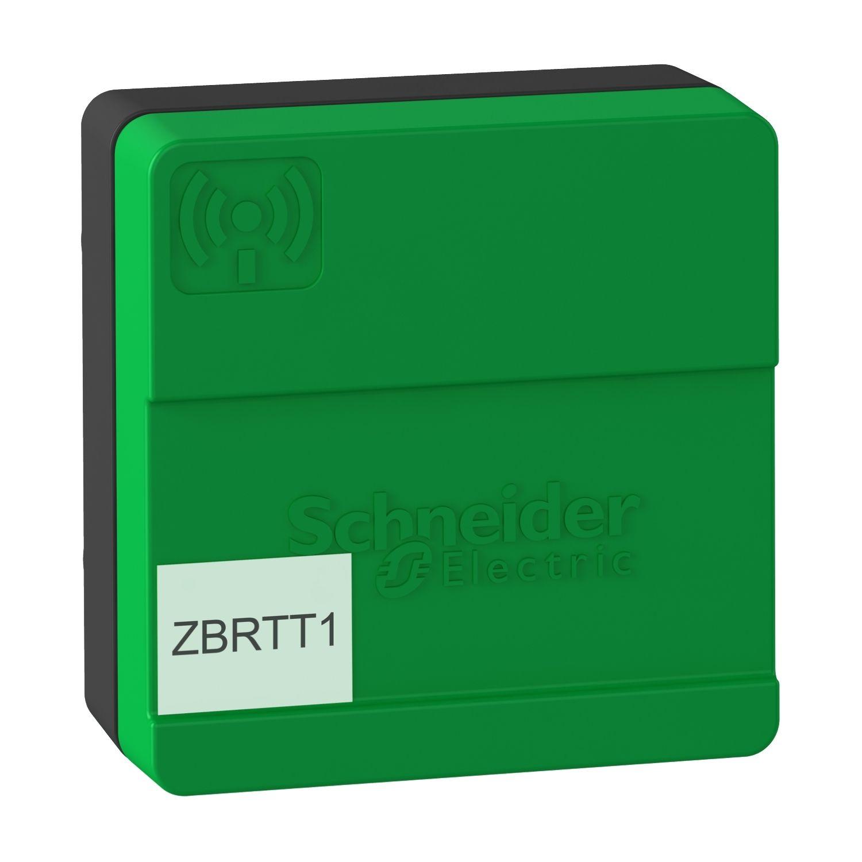 Harmony ZBRT, la interfaz inalámbrica y sin batería de Schneider Electric para pulsadores