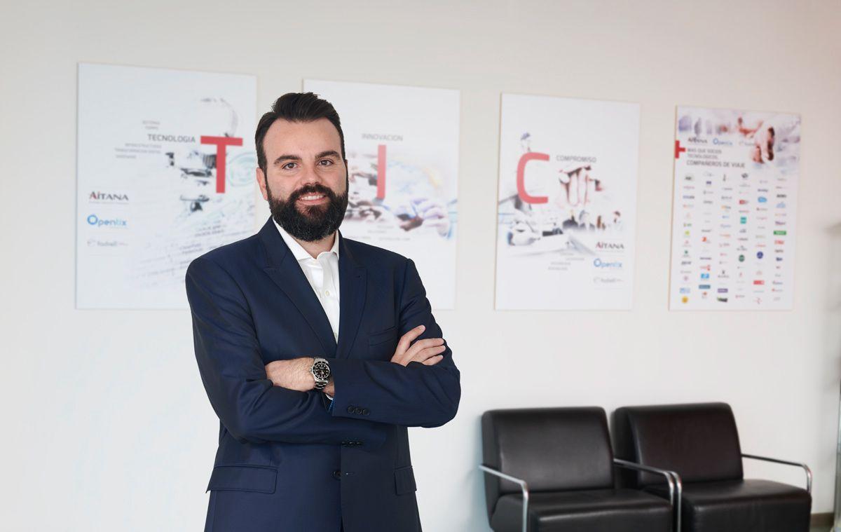 La consultora tecnológica Opentix continúa su plan de expansión incorporando a Logic Murcia