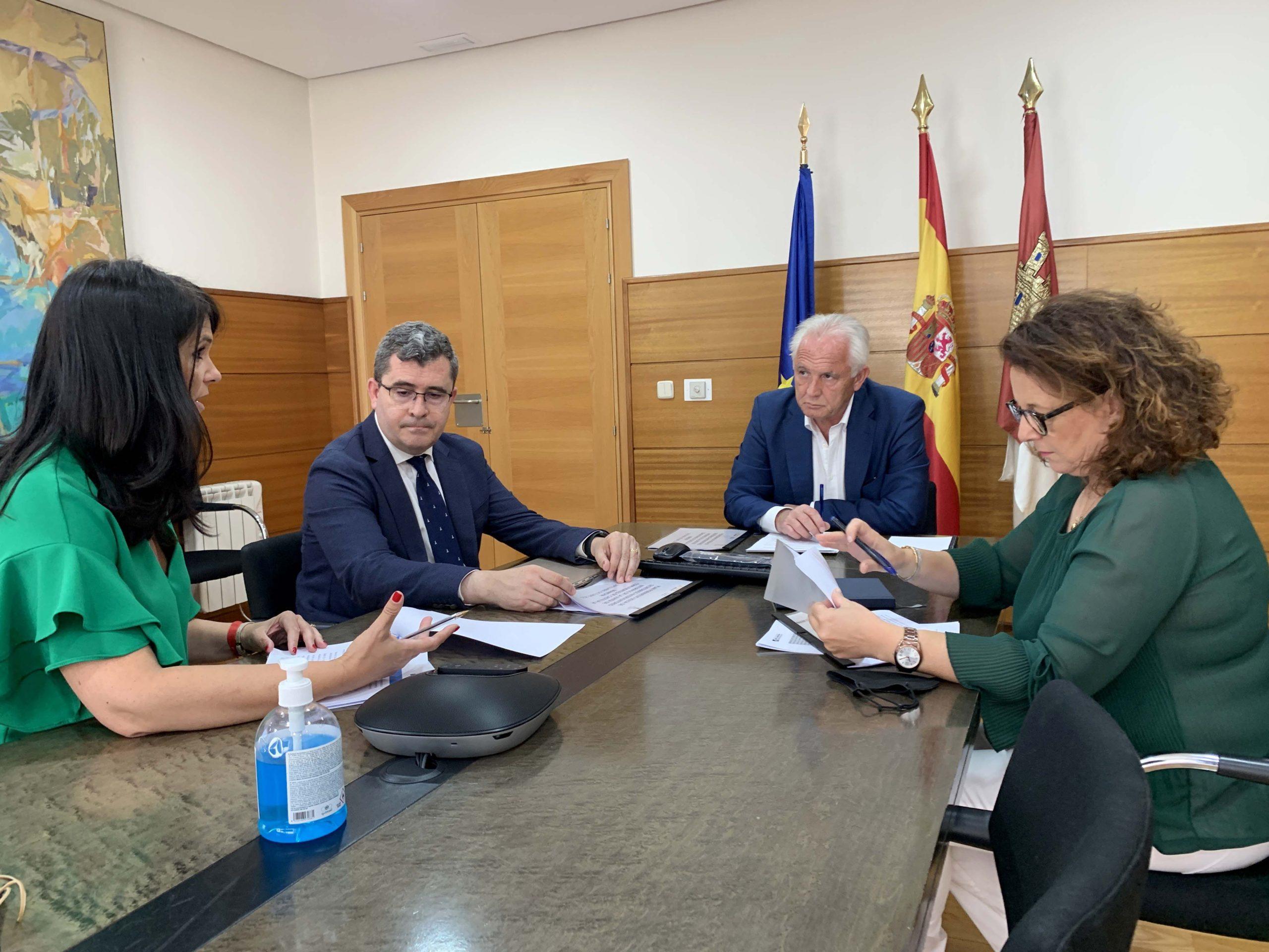 Nueva reunión de Junta y COSITAL CLM