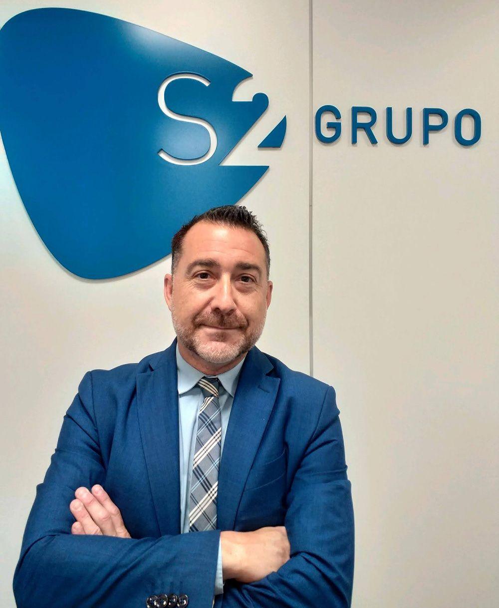 S2 Grupo refuerza su área de ventas en Madrid con la incorporación de Pepe Calderón