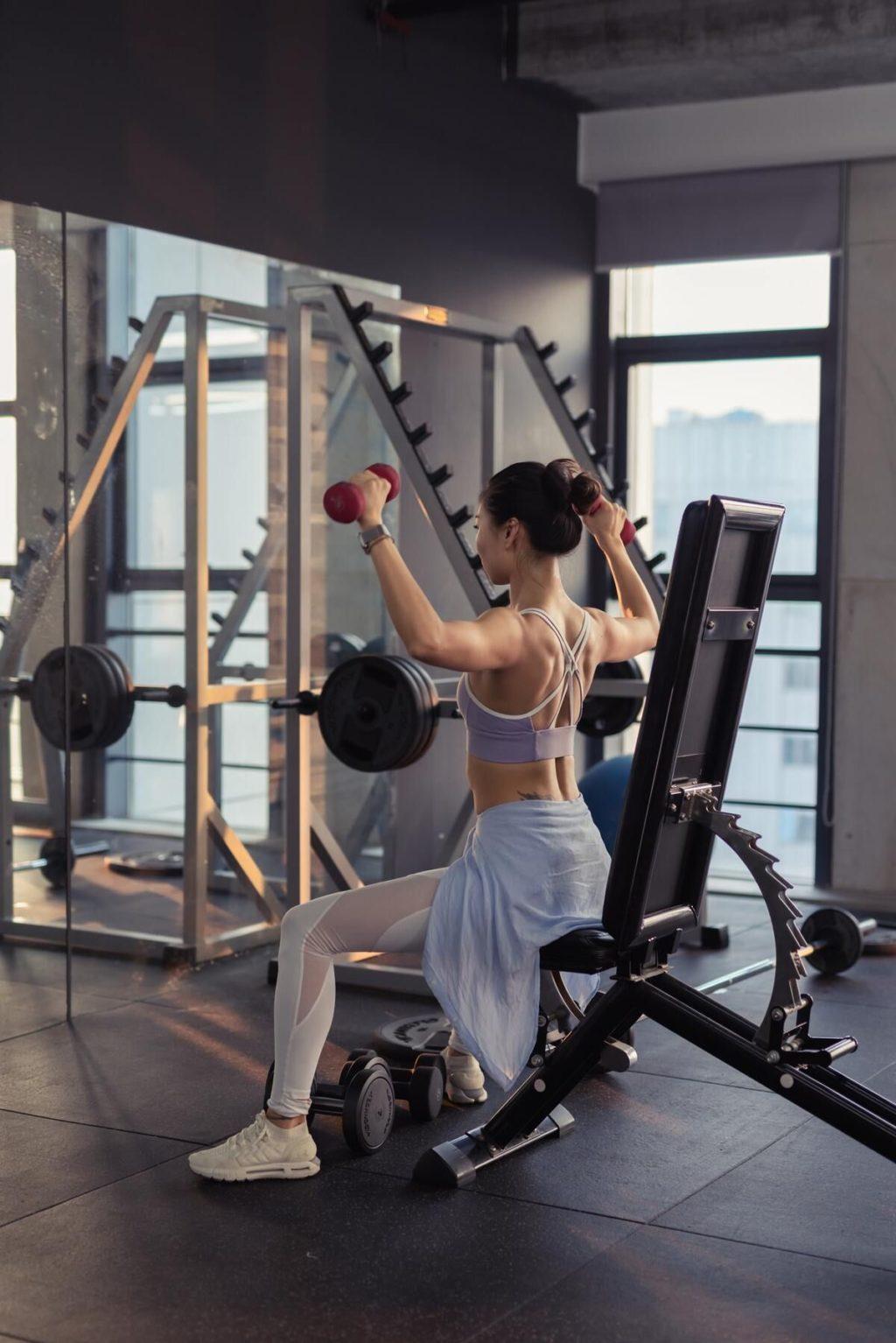Foto de Estilo de vida saludable con ejercicio