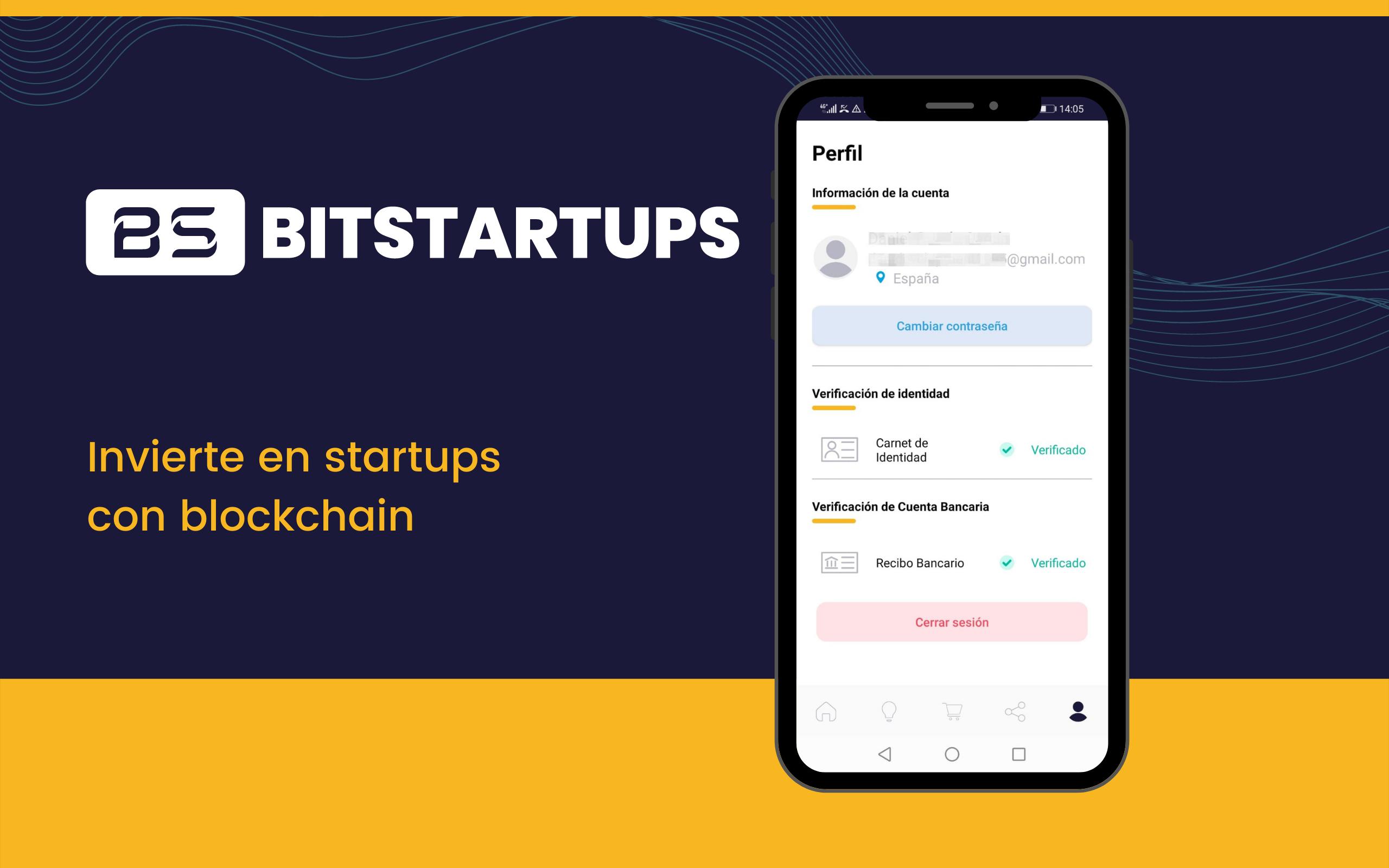 Bitstartups, la nueva plataforma de democratización del ecosistema startup con tecnología blockchain