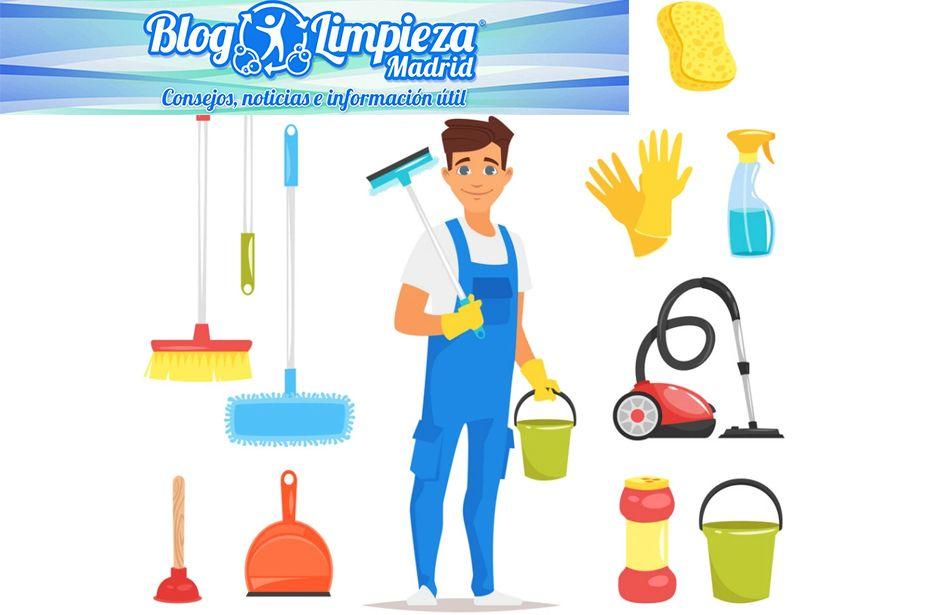 Blog Limpiezas Madrid: ¿Por qué recurrir a una empresa de limpieza?