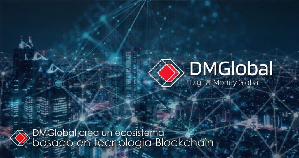 Foto de DMGlobal crea un ecosistema basado en tecnología Blockchain