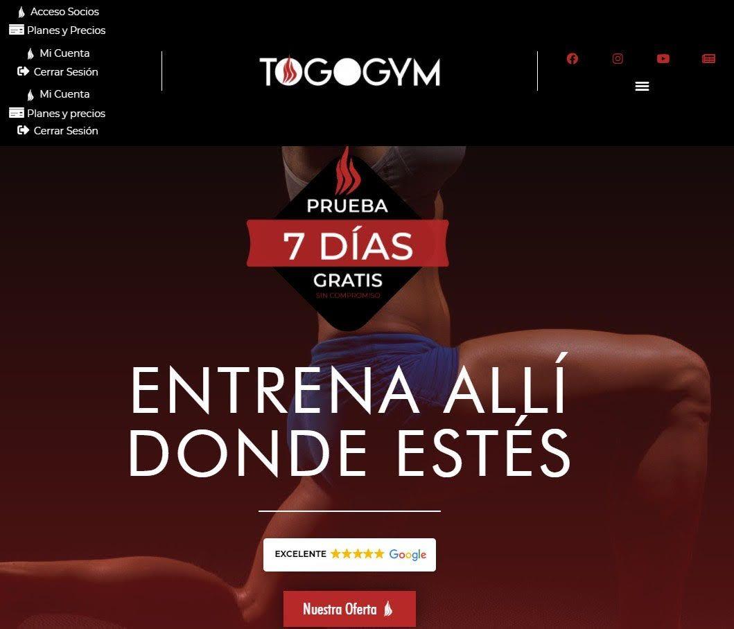 Empezar el curso en forma con las novedades del gimnasio online ToGoGym