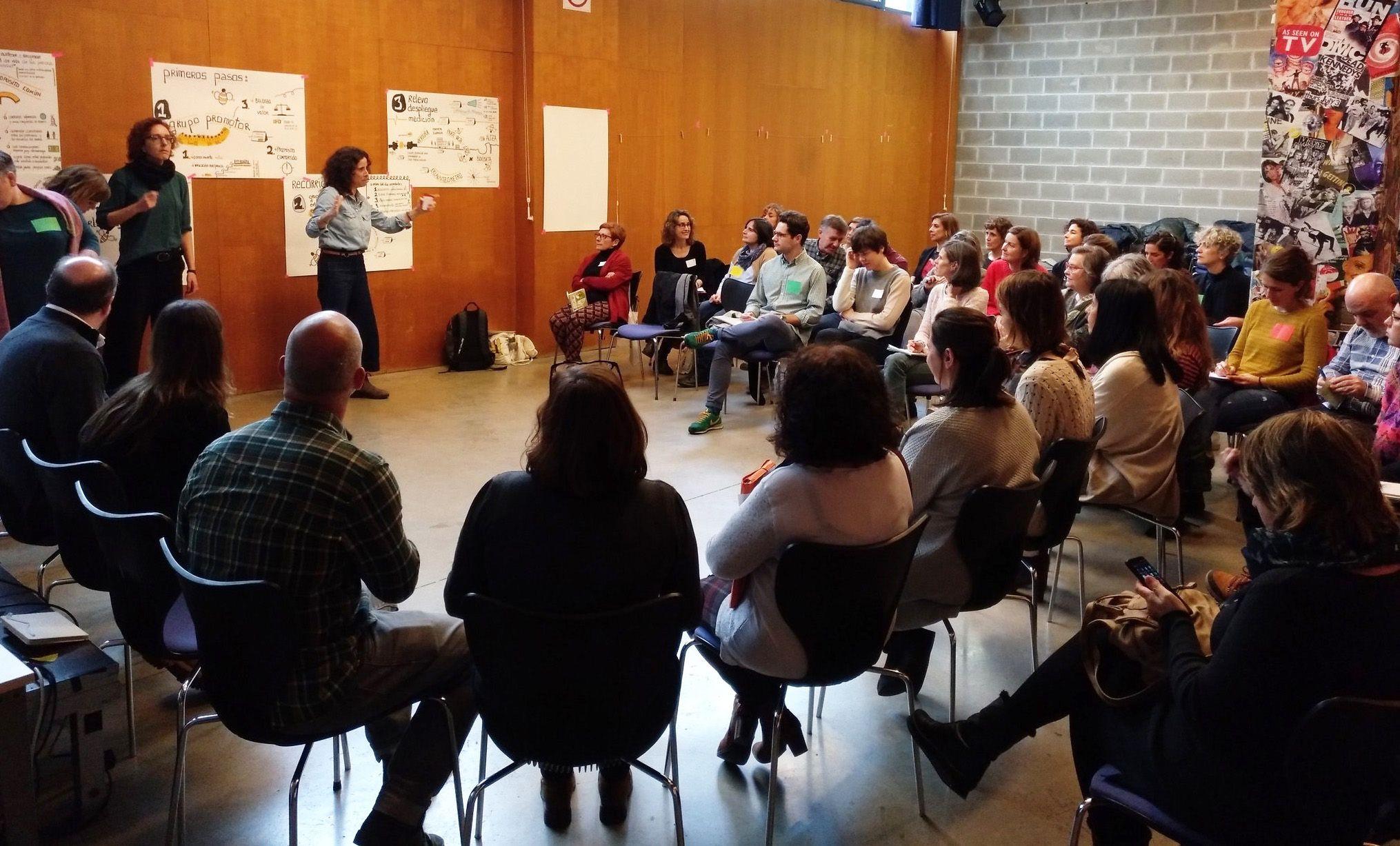 Farmacias de San Sebastián participan en iniciativa municipal 'Erlauntza' para mejorar la salud comunitaria