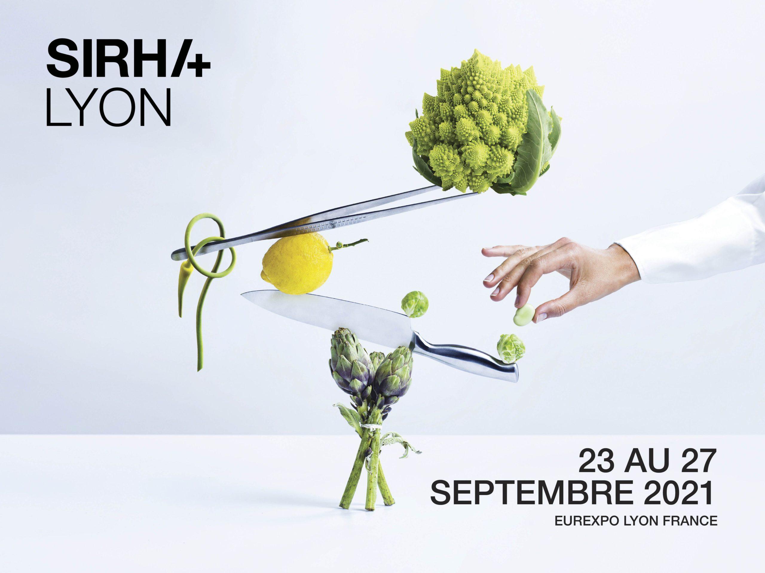 SIRHA LYON 2021: Una oferta exclusiva de profesionales de la restauración, la hostelería y la alimentación