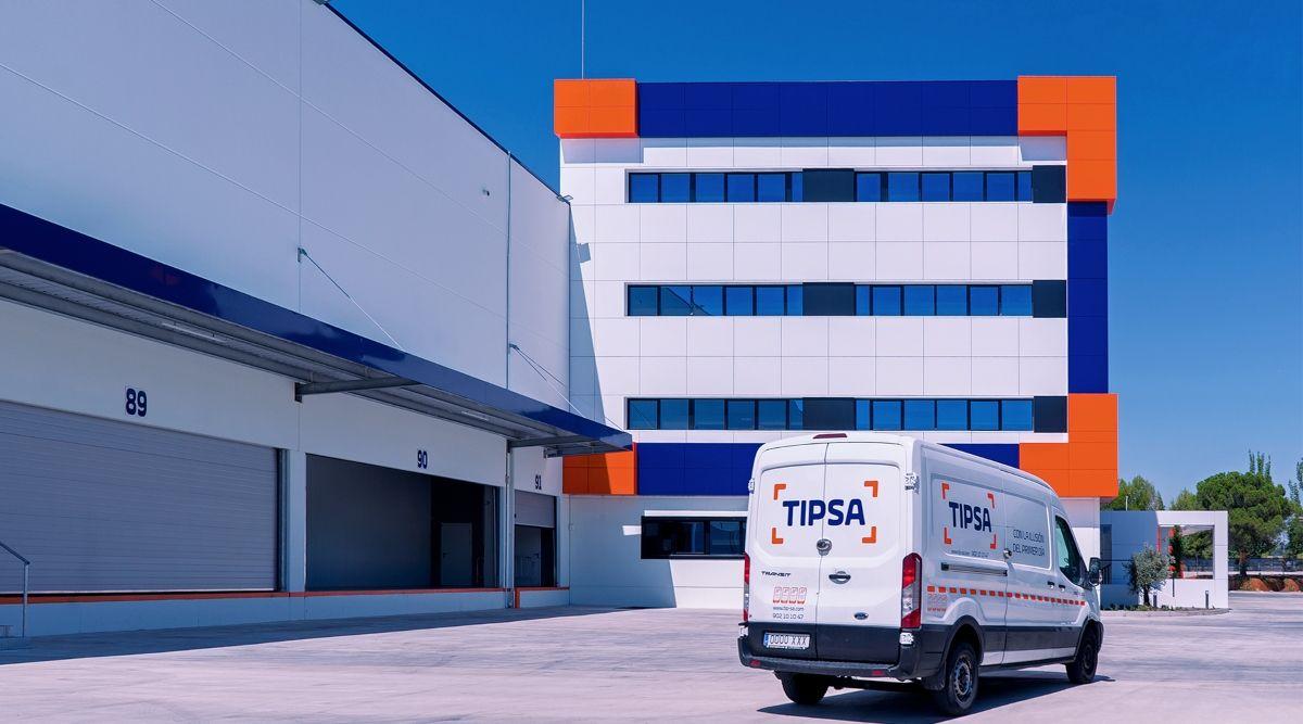 TIPSA renueva su página web para reforzar la comunicación de sus servicios de valor añadido