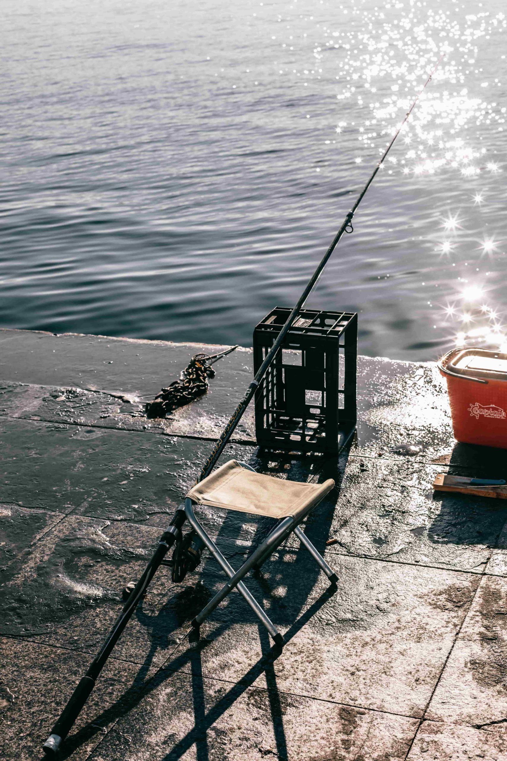 ¿Cómo elegir una silla de pesca plegable? – por sillasplegables.pro