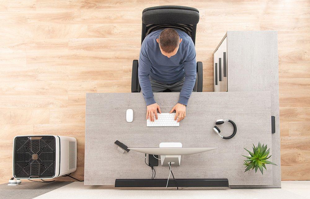 7 lugares estratégicos de las oficinas para instalar purificadores de aire, según Rentokil Initial