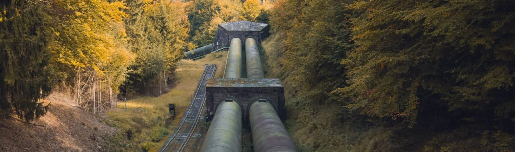 Foto de Gaseoducto