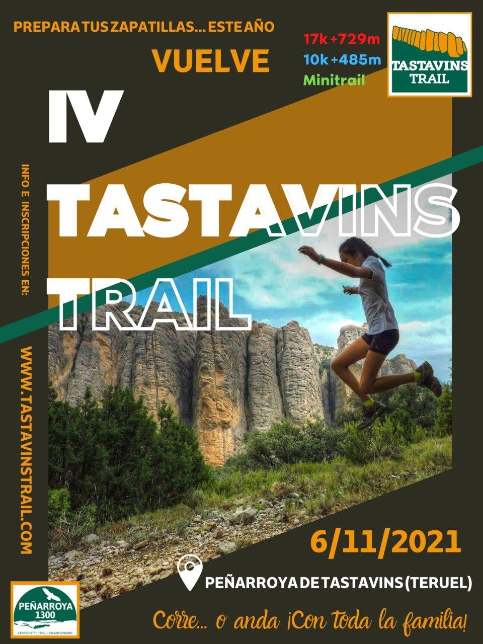Alternatic patrocina el trofeo al mejor corredor comarcal de la Tastavins Trail