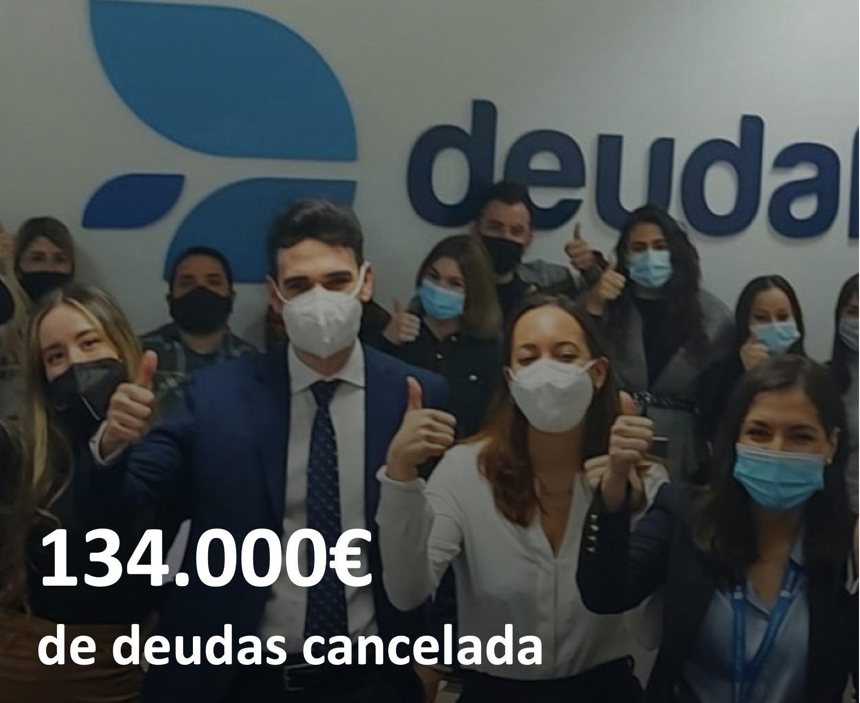 Deudafix anula deudas de 134.000€ a un residente de Zaragoza con la Ley de Segunda Oportunidad