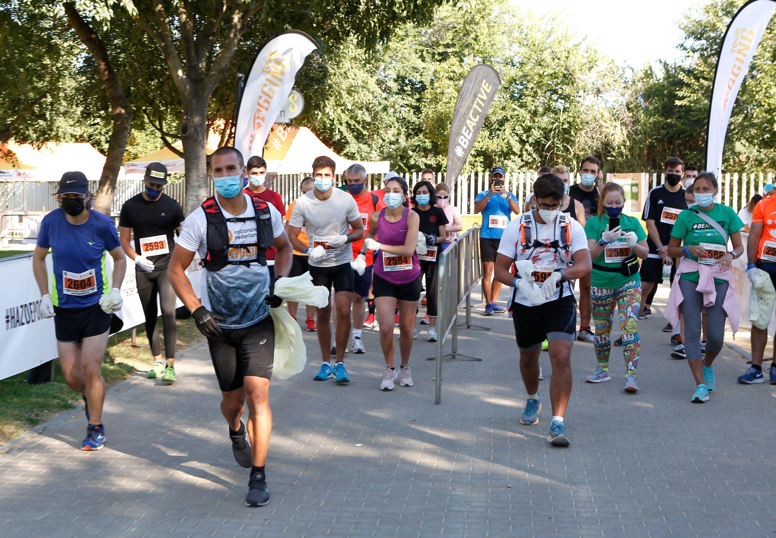 El Consejo Superior de Deportes y Plogging Tour aúnan fuerzas para impulsar la Semana Europea del Deporte