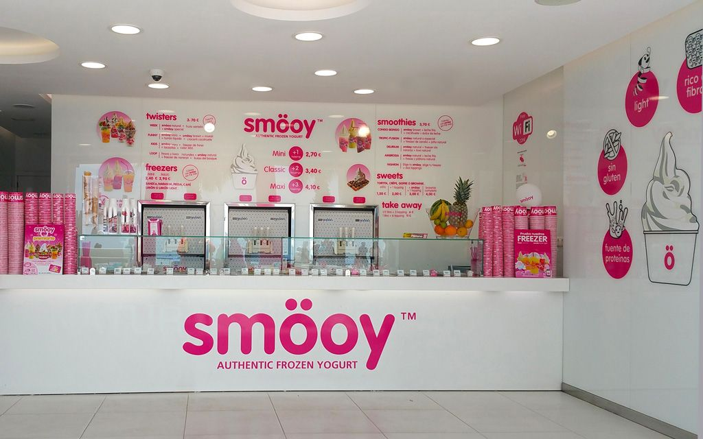 El Frozen Yogur de Smöoy, en su versión soft y Box, se consolida entre los productos más sanos del mercado