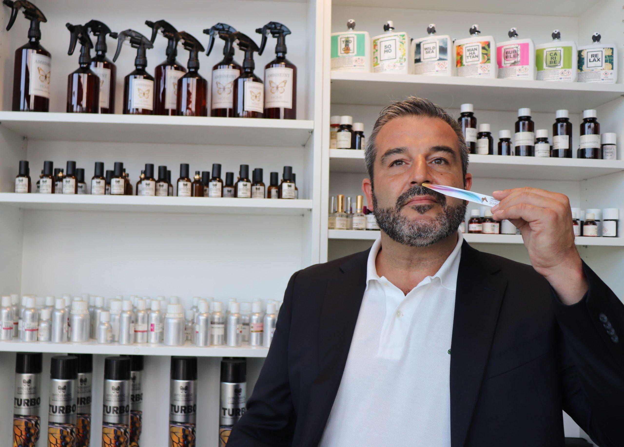El Marketing Olfativo se impone en las empresas españolas después de la pandemia