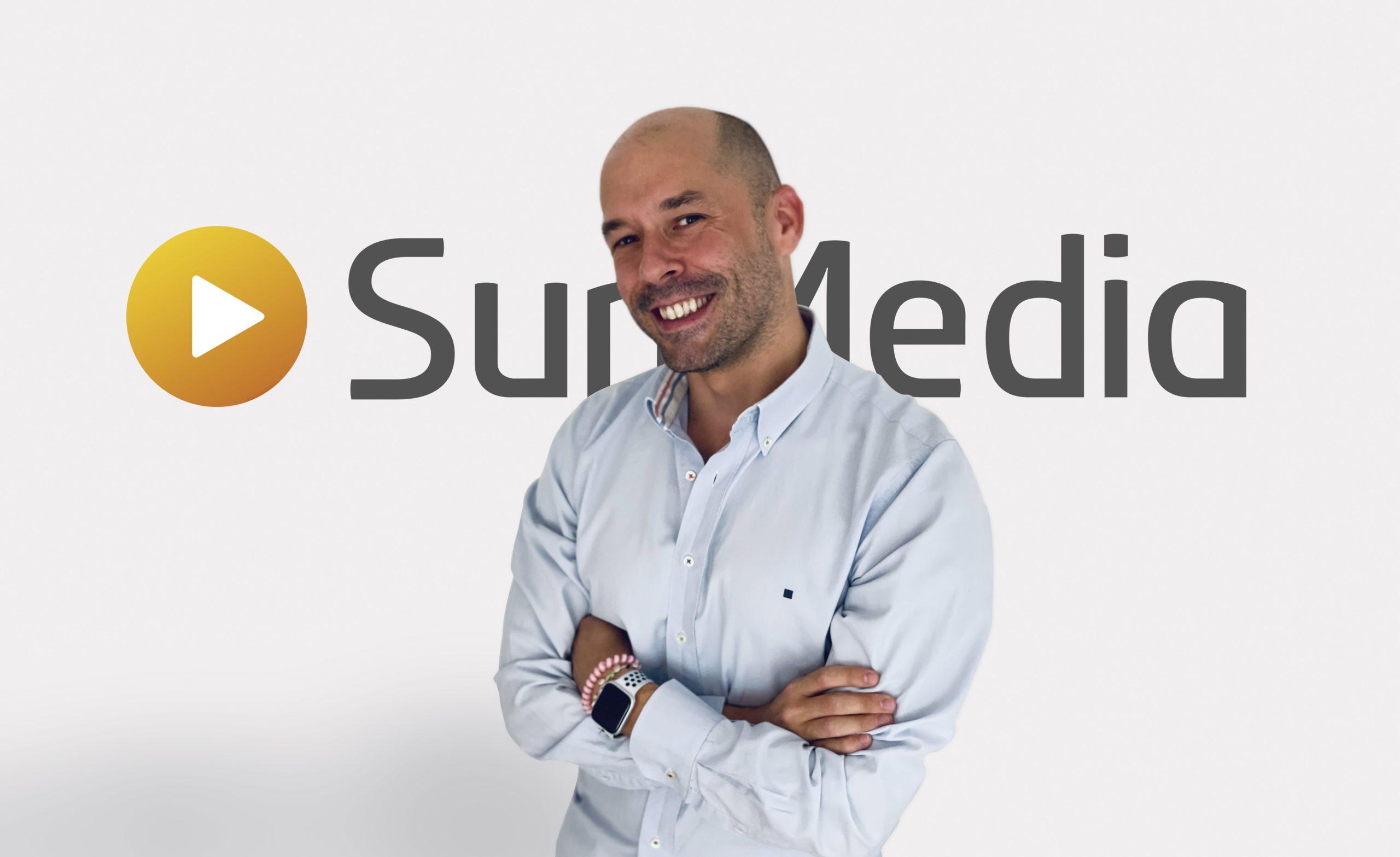 Guillermo Martín, nuevo VP Global New Business Development en SunMedia