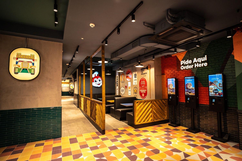 Jollibee abre su primer restaurante en España este 23 de septiembre con un local en el centro de Madrid