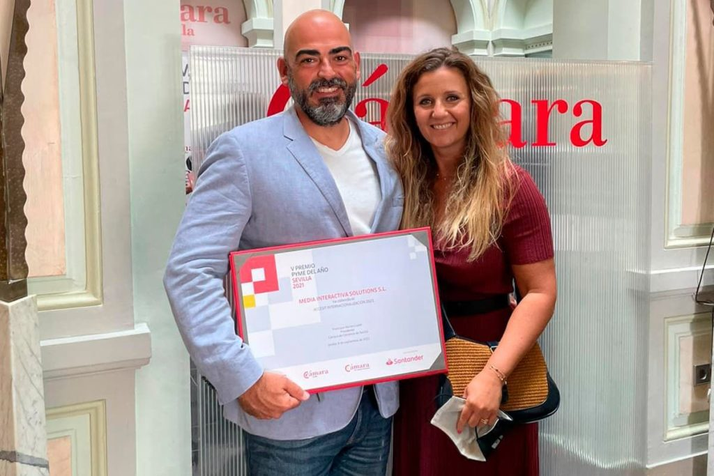 Foto de Premio Pyme del Año 2021 Sevilla